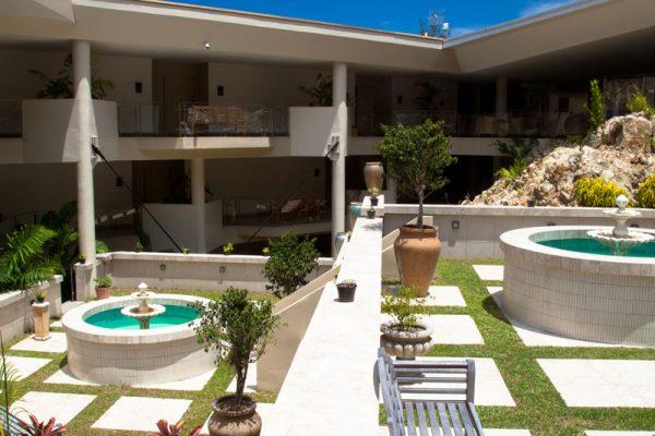 Ela Beach Hotel promotinal imagery