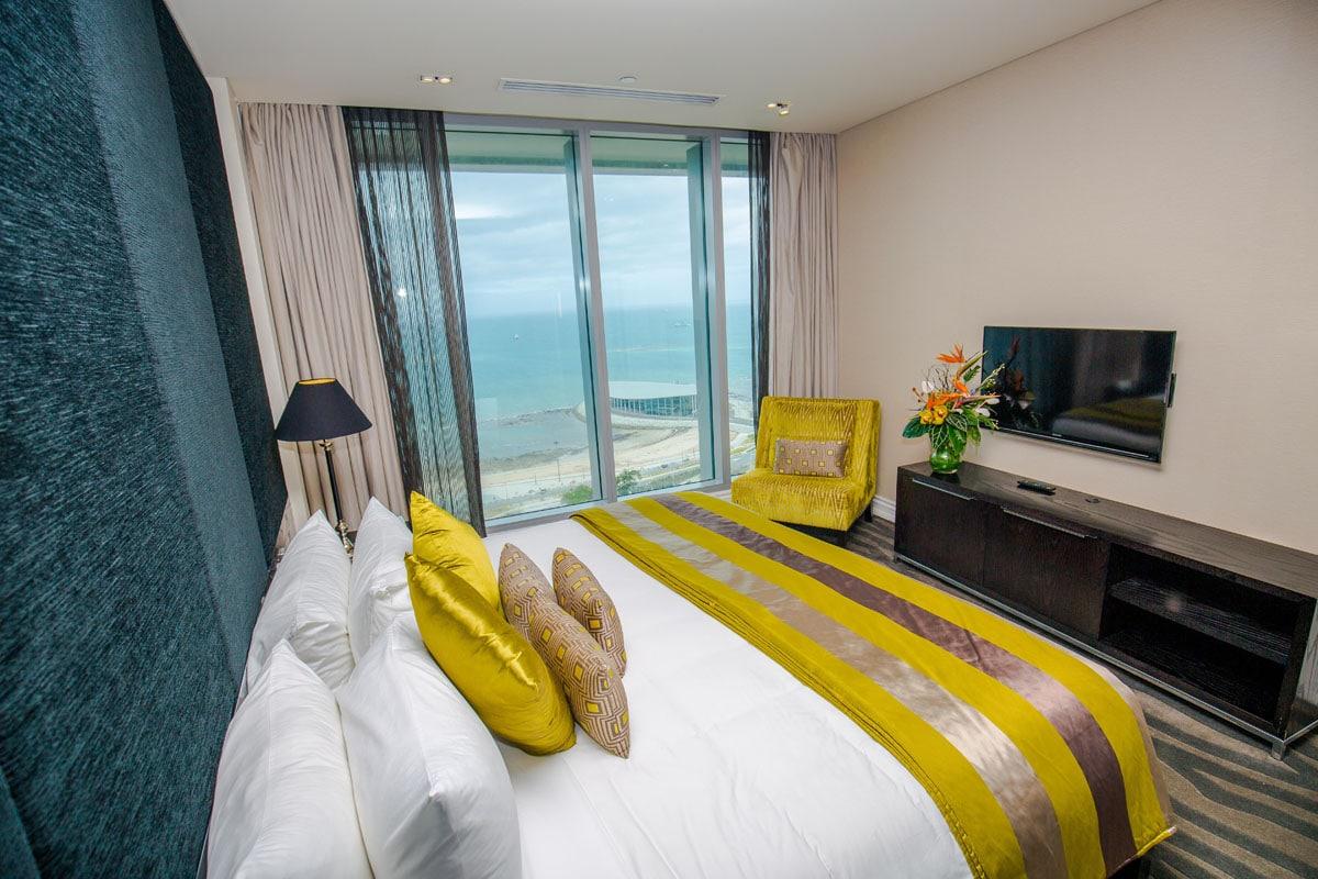 Grand Papua Hotel a winner among world's luxury hotels