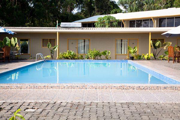Coral Sea Hotel, Huon Gulf